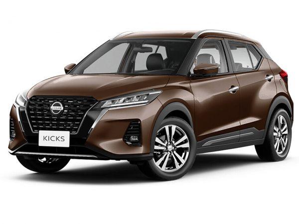 Nissan Kicks passa ser vendido com a cor Cinza Rust que custa R$ 1.700 a mais