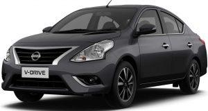 Nissan tira de linha o Versa V-Drive no Brasil