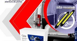 Olimpus Automotive destaca kit iluminação para compartimento de carga