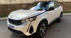 Peugeot 1008 será fabricado no Brasil, diz site europeu