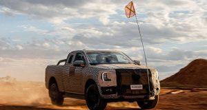Nova Ranger 2023 tem imagens divulgadas pela Ford