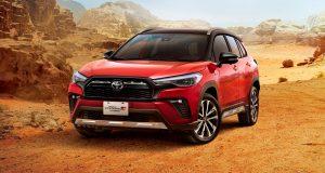 Na Ásia, Toyota lança Corolla Cross GR Sport; SUV pode chegar ao Brasil em 2022