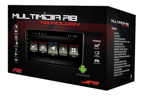 JR8 investe em kits completos de multimídia para os modelos mais vendidos