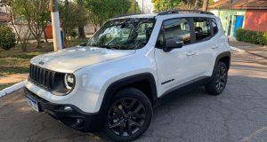 Jeep Renegade 2022: lista completa de acessórios