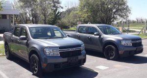 Ford Maverick já é vista na Argentina e deve ser lançada no Brasil em breve