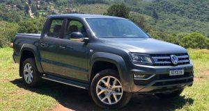 Volkswagen Amarok sofre aumento de preço e ultrapassa R$ 300 mil