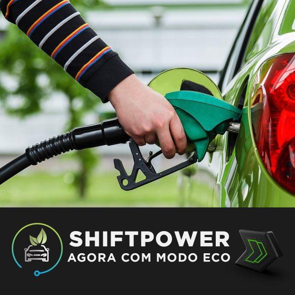 ShiftPower ganhar Modo Eco para economizar combustível