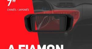 Fiamon destaca moldura de 7 polegadas para Chevrolet Spin
