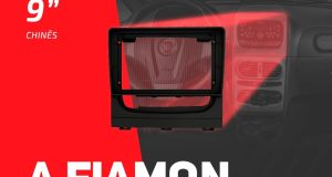 Fiamon destaca moldura para Fiat Idea Adventure e Idea