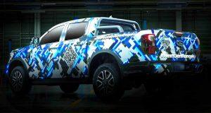 Ranger 2023 tem novo teaser divulgado pela Ford