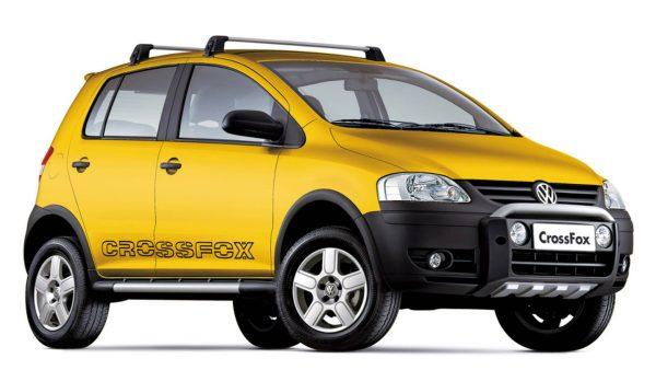 Volkswagen não produzirá mais o Fox após 18 anos de mercado