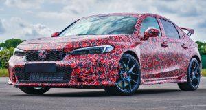 Novo Civic Type R tem primeiras imagens divulgadas pela Honda
