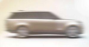 Novo Range Rover 2022 estreia dia 26 de outubro