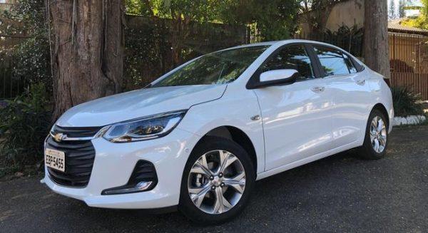 Chevrolet Onix Plus é o carro a combustão mais eficiente do Brasil, diz Inmetro