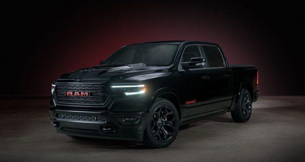 Ram 1500 terá versões exclusivas nos Estados Unidos
