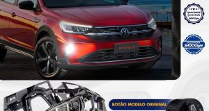 Shocklight lança Kit de foral auxiliar para Volkswagen Nivus