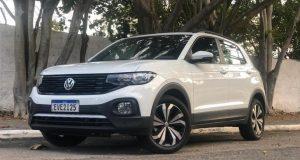 Volkswagen T-Cross liderou entre de SUVs compactos em setembro; Veja o ranking